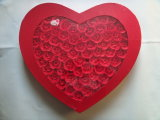 Flor de papel de Rose para el regalo de Pormotion del día de fiesta