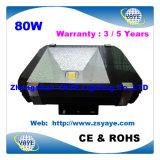 Yaye 18 projectores quentes da luz do túnel do diodo emissor de luz do Sell Ce/RoHS 50W /60W /70W /80W/diodo emissor de luz com 3 anos de garantia