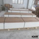 Superfície contínua modificada branca pura do material de construção para a parte superior de tabela (170911)