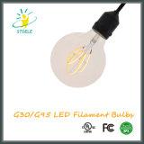 Base della lampada E26/E27 di Aaving di energia chiara della lampadina di G30/G95 LED