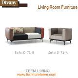 Teem vive diseño moderno sofá de cuero