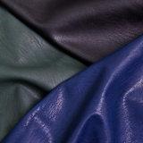 Couro sintético em relevo quente para sacos, sapatos, vestuário, decoração (HS-Y09)