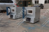 Horno de mufla de alta temperatura de la fibra de cerámica para el tratamiento del material del metal