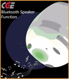 Haut-parleur magique de Bluetooth de bac de fleur de musique à l'intérieur des bacs d'usine de DEL