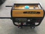 Gerador de gasolina profissionais da China Manufactor 2.5Kw Gerador Gasolina Wh3500