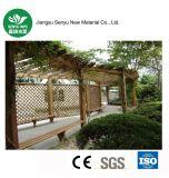 Pérgola al aire libre de WPC/del jardín material