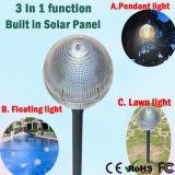 New Design Solar Lawn Light para jardim