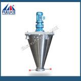Industriële Hoge Efficiency V van Fjm Mixer van het Poeder van het Type de Chemische, Chemische het Mengen zich Machine