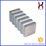 Quadratischer Magnet-Zink-Nickel-Beschichtung-Magnet