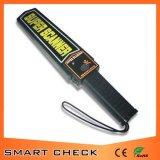 Prezzo tenuto in mano del metal detector dello scanner del corpo di buona qualità