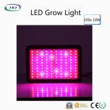 Volles Spektrum 120PCS*10W LED wachsen für Gemüse u. Früchte hell