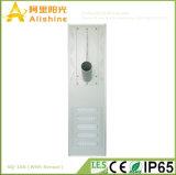 100W de Lamp van Saing van de Energie van de Legering van 5 LEIDENE van de Garantie van de Jaar Alumuilum van de Straatlantaarn met Sensor PIR