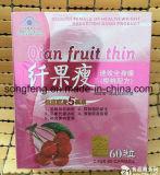 체중 감소 캡슐을 체중을 줄이는 Qian 과일 얇은 과일