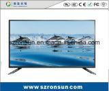 Nuova incastronatura stretta LED TV SKD di 24inch 32inch 39inch 49inch