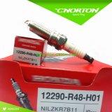 2008年のHonda AccordのためのNgkの点火プラグIlzkr7b-11s 12290-R48-H01 2.4L