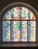 예술은 교회 홈을%s 스테인드 글라스 창문을 주문 설계한다