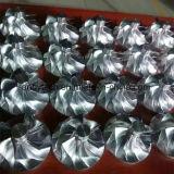 Usinagem CNC em aço inoxidável/alumínio Peças de Prototipagem Rápida de Peças Móveis as peças do motor