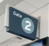 공항, 상점가, 병원, 공공 봉사, 관광 사업 사이트 Signage 및 디렉토리