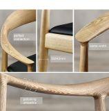(SD1013) Moderno Kennedy Hotel Cafe Restaurant silla de comedor Muebles de madera