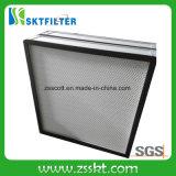 Filte de alto rendimiento de filtración de aire HEPA