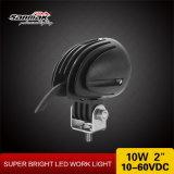 """2 """" piccolo indicatore luminoso di azionamento dell'indicatore luminoso 10W LED del lavoro del punto"""