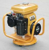 Motor Robin essence 5HP similaire avec cadre et couplage