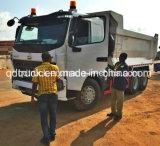 Sinotruk volquete Pesados HOWO camiones volquete dumper