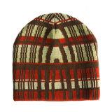 새로운 줄무늬에 의하여 뜨개질을 하는 모자 (JRK046)