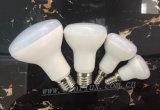 Bulbo de lâmpada R39 da iluminação do refletor Aluminum+PBT do bulbo do diodo emissor de luz R50, R63, R80