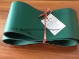 5mm doppelter seitlicher grüner Gummitransmissionsriemen
