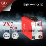 Máquina de soldadura do inversor MMA (ZX7-140/160/180)