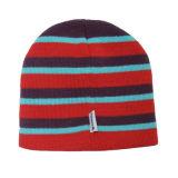 Chapéu verific vermelho e preto da forma do Beanie (JRK052)