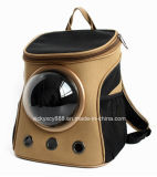Sacola de mochila de portador de gato de hombrinho de ombro dupla (CY3586)