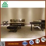 Cinque stelle su ordinazione di lusso dell'hotel della camera da letto della mobilia di camera da letto della mobilia di legno moderna dell'insieme