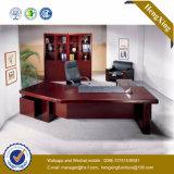 Meuble de bureau élégant en placage Bureau en bois en bois (NS-NW087)