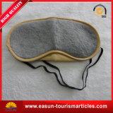 安い習慣によって目マスクのかわいいEyemaskの印刷されるプラシ天