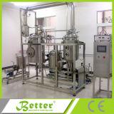 Extração de Solvente de Abastecimento de Fábrica para Extração de Folha de Oliveira Orgânica
