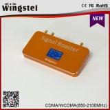 2017 Nouveau design GSM WCDMA 2g 3G Mobile Signal Booster