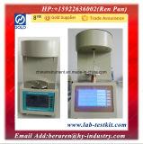 Tester di tensionamento interfacciale automatico di metodo dell'anello per i liquidi