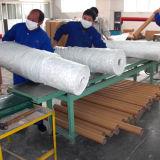 Una buena calidad de fibra de vidrio blanco Mat usados los barcos de pesca