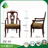 Re antico Throne Chair di stile per il salone dell'appartamento (ZSC-65)