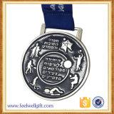 2017 crear las medallas más nuevas del acontecimiento para requisitos particulares deportivo de la dimensión de una variable redonda