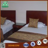安いホテルの家具の寝室セットの慰めはアパートの家具に適する