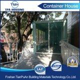 Prefabricated 강철 구조물 콘테이너 주택 건설