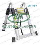 望遠鏡の梯子WT707を三重使用しなさい