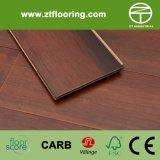 Salida del sol pintada suelo de bambú dirigida de Strandwoven HDF