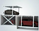 2 niveaux stationnant le levage de véhicule de Scssor