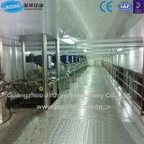Ligne de production automatique de détergent liquide faite à Guangzhou
