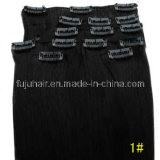 Clip in Remy Human Hair Extensions (FJHair110729)