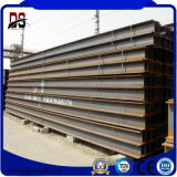 Acero ancho de la sección de la viga del borde H de ASTM A992 para la construcción